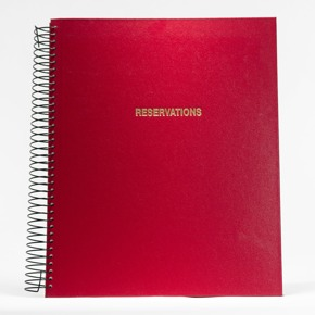 Red Reservation Book Cover